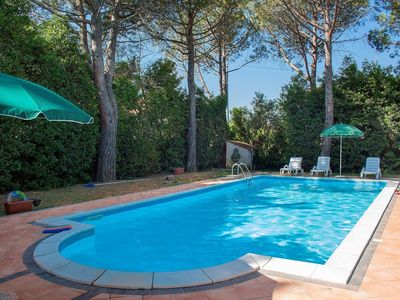 Photo for 2BR Apartment Vacation Rental in Santa Luce, Toscana
