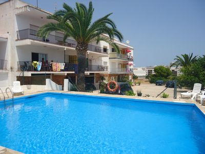 Photo for Finca Clero 6/8 - Apartment for 8 people in Peñiscola