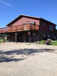 Photo for Beautiful Family Lodge only 15 minutes from Waterton Park - sleeps 21