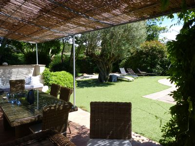 Photo for Nice property with pool near the village center