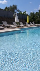 Photo for Village Provençal -Villa 10 pers, renovated, 200M2 on 5000 m2 SWIMMING POOL, intimacy