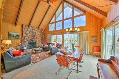 Your epic Lake Arrowhead adventure begins with this 4-bedroom, 3-bathroom vacation rental house!