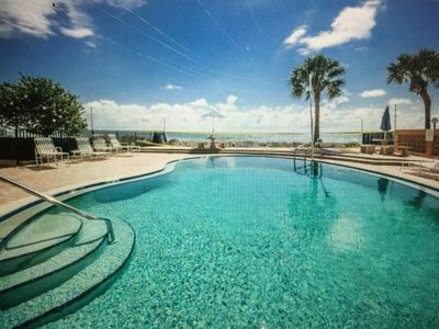Photo for BEACHFRONT, Reduced Summer/Fall rate only $125/night1st Floor Unit, ON THE BEACH