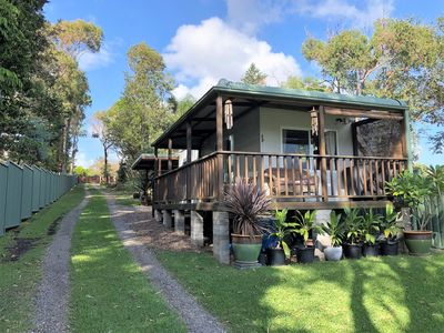 Photo for Great budget accommodation for short stays close to Caves Beach and Swansea