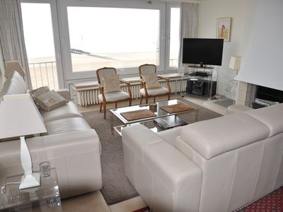 Photo for 2BR Apartment Vacation Rental in Knokke-Heist
