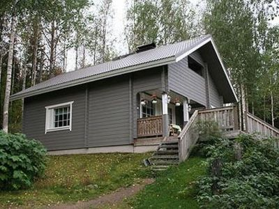 Photo for Vacation home Kiikkukallio in Rautalampi - 6 persons, 2 bedrooms