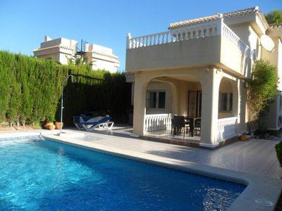 Photo for Privately Owned Luxury Detached 3 Bedroom Villa,Fantastic Location,Free Wifi