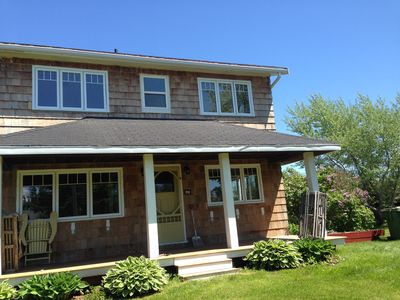 Photo for Stanhope Beach House in peaceful PEI - two unit duplex, 5 bedrooms total