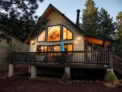 Munds Park Mountain Retreat Chalet/Cabin