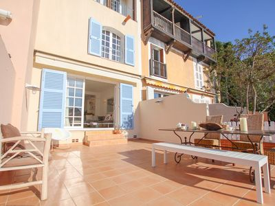 Photo for Lovely renovated house 8 persons  et  15 m mooring