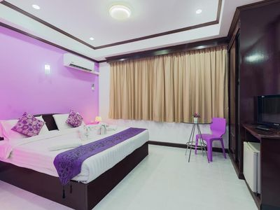 Photo for ⭐Majenta Shore Hotel 19BR Sleeps 42 in Patong Beach