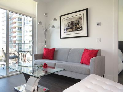 Photo for Encore by the Bay Modern Condo - Near Downtown Victoria  - 30 Day Min