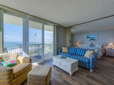 Photo for Stunning View from the Direct Gulf Front Condo
