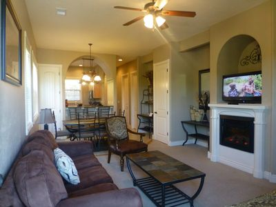 Photo for LUXURY CONDO by SILVER DOLLAR CITY -- INDOOR POOL -- SPLASH PAD -- CLUBHOUSE