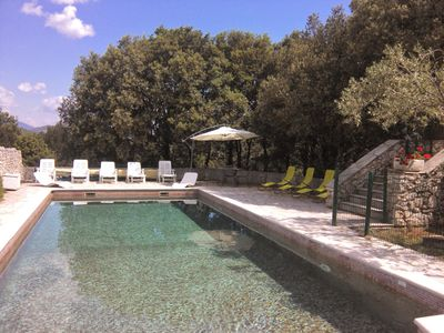 Photo for Large character house in secluded site with stunning views and absolute calm