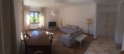 Photo for LARGE APARTMENT NEAR THE SEA, 4 BEDROOMS, 2 BATHS, KITCHEN, LIVING ROOM AND GARAGE