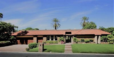 Photo for Indian Wells Country Club Pool Home On Golf Course Permit RV-0020