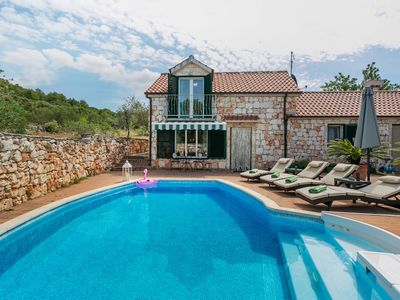 Photo for Chic Holiday Home in Marina with Private Swimming Pool