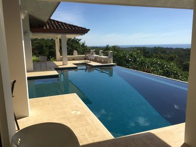 Photo for Spectacular Home Infinity Pool Minutes to Best Beach in ~CR~