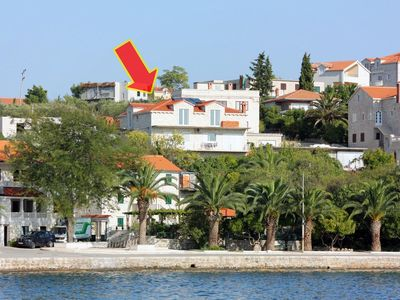 Photo for Apartment in Sumartin (Brač), capacity 4+1