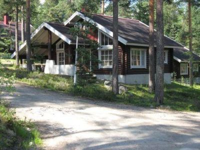 Photo for Vacation home Honkakoli 10 in Lieksa - 8 persons, 1 bedrooms