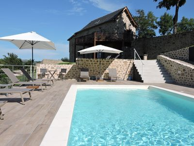 Photo for Character house in Aveyron classified 4 stars