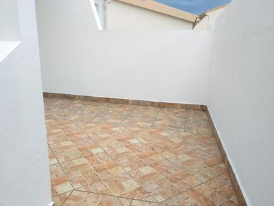 Photo for Studio flat with terrace Metajna (Pag)
