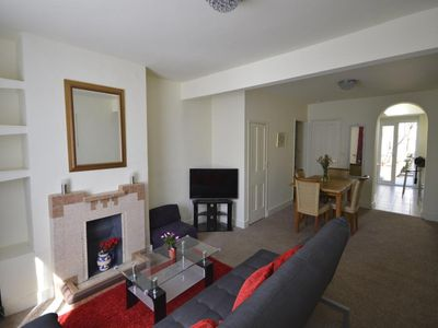 Photo for 2 bed 2 bath Victoria period cottage close to town beach golf course in Conser A