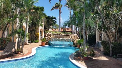 YOU DON'T HAVE TO LOOK FURTHER! Here is your 5-star affordable luxury in Aruba!