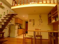 A very pretty flat, near the MRT, in a very quiet part of Tapei City. Mrs Cho is very hepful and