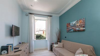 Photo for Apartment in Rome with Internet, Air conditioning, Washing machine (912406)