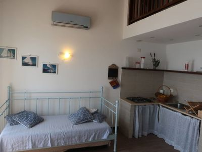 Photo for Apartment Casa Prino (IMP152) in Imperia - 4 persons, 1 bedrooms