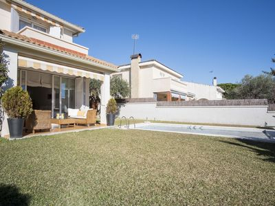 Photo for Elegant Villa in Calafell with Swimming Pool