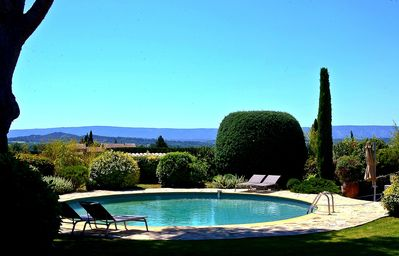 Photo for The Mas@Le Mas De Rosemarie Luxury Provence Villa Private Pool & Garden Sleeps 6