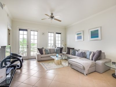 Photo for Beautiful furnished Golf view Condo On The Exclusive Reunion Resort