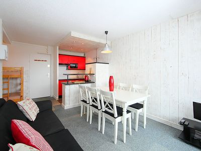 Photo for Apartment 371 m from the center of Tignes with Lift, Internet, Balcony (289711)