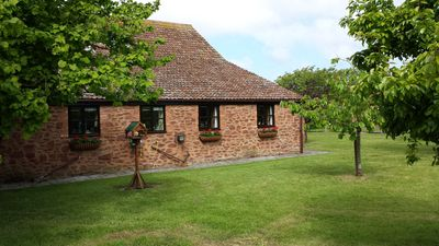 Photo for 5BR Barn Vacation Rental in wembdon, England