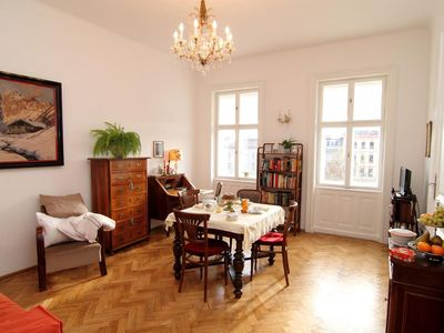 Photo for Prater Victoria apartment in 02. Leopoldstadt with .