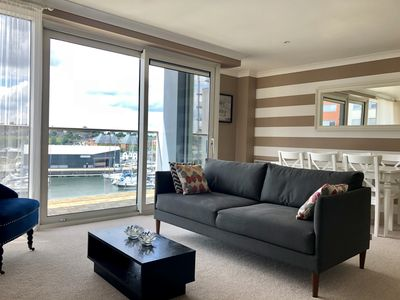 Photo for Toothbrush Apartments - 2 Bed, 2 Bath Waterfront Views