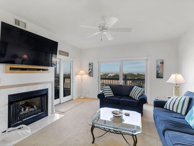 Photo for Marie's Ocean View: Priced to Rent Summer '19, 3-Bedroom Condo, Elevator Bldg