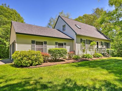 Photo for NEW! Charming Owls Head Home-5 Minutes to Rockland