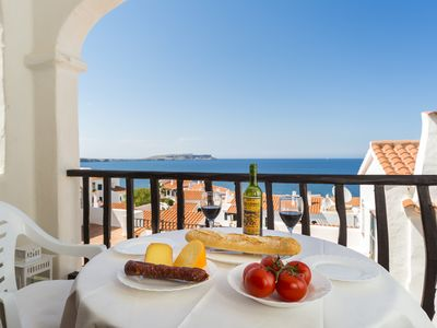 Photo for Perfect for Couples  - Stylish apartment with stunning sea views and free wifi