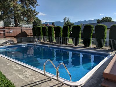 Photo for NEW - Penticton Downtown Home with Private Pool