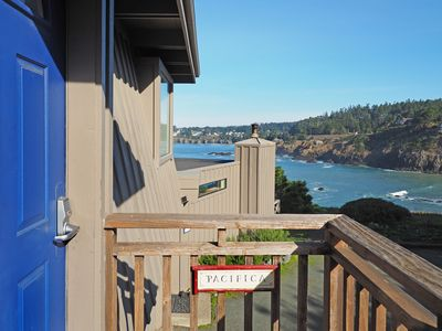 Photo for Pacifica Suite - BEST OCEAN FRONT PROPERTY ON THE NORTH COAST