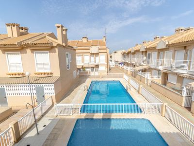 Photo for Vacation home Misteri d'Elx II in Santa Pola - 2 persons, 1 bedrooms