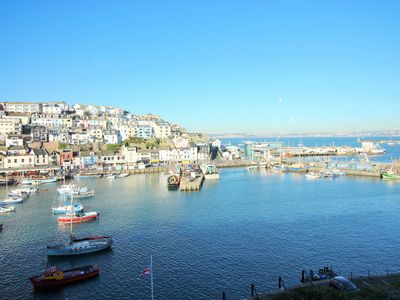 Photo for Stunning Harbour and Mooring views