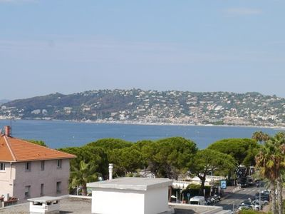 Photo for L'EUROPA - Studio Center Juan les Pins, close to beaches and shops