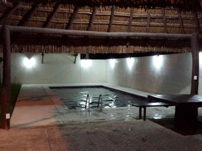 Photo for Full Depot With Wifi 10 Megas, Palapa And Pool In Playa Del Carmen
