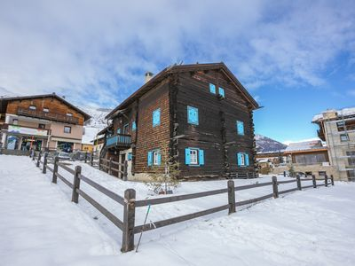 Photo for Chalet San Valentino, Livigno, Italy