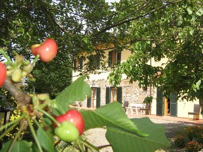 Photo for Holiday apartment Pomaia for 4 - 5 persons with 2 bedrooms - Farmhouse